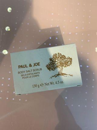Paul&joe身體磨沙