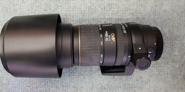 Sigma 170-500mm 1:5-6:3 APO