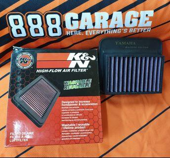 K&N AIR FILTER FOR  SPARK 135 / X1R