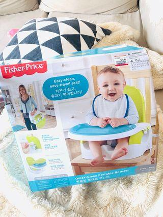 🚚 Baby Booster Seat (LIKE BRAND NEW)