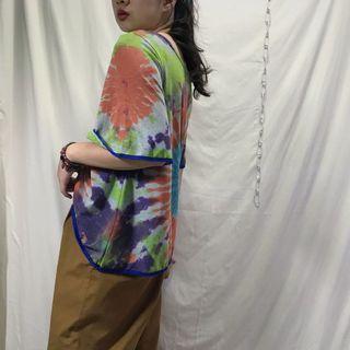 🚚 渲染 傘狀版型の 嫘縈 寬鬆上衣 •4ingood•