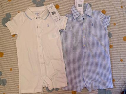 Ralph Lauren - baby boy outfit