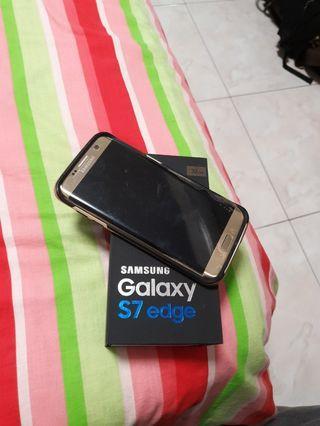 Preloved Samsung s7 edge