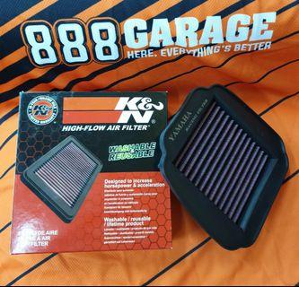 K&N AIR FILTER FOR Y15ZR