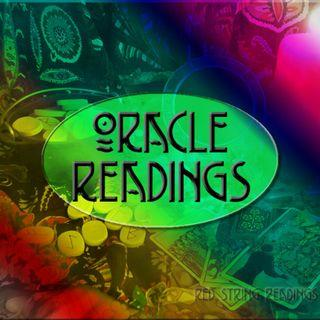 Oracle Readings and tea charm Readings