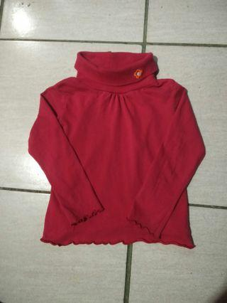 Cute Tops(thin) best fit 2-4 years old