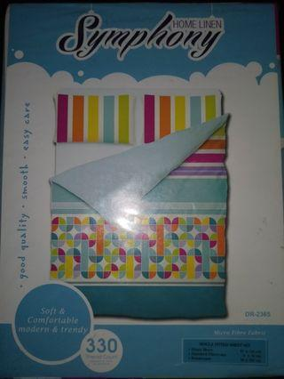 Single Fitted Sheet Set