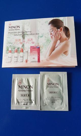 MINON Amino Moist Trial Kit