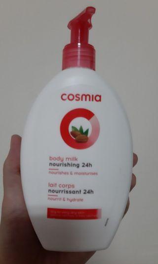 cosmia潤膚乳 #轉轉抽小棕瓶