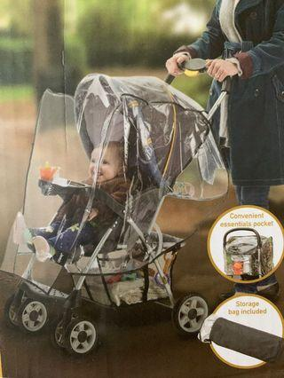 🚚 Stroller Weather Shield