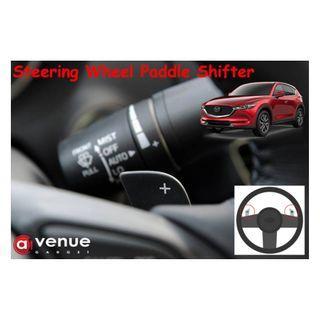 Mazda CX-5 OEM Steering Wheel Paddle Shifter