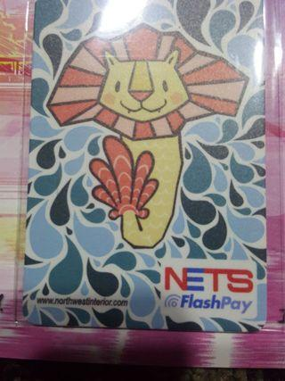 Special edition Net Flash Pay Card