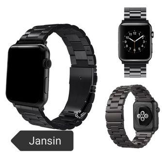 (Instock) Apple iwatch strap / Apple iwatch stainless steel jansin