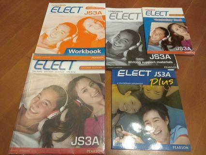 Longman Elect second edition JS3A3B