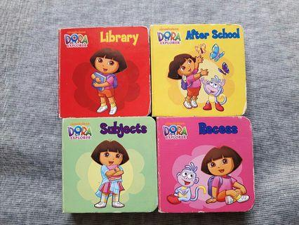 🚚 Dora mini boardbooks