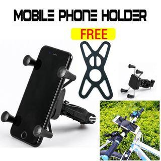 Phone Holder for Escooter / Bicycle / Motorcycle / eBike