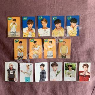 EXO Official Event / Merchandise Photocard