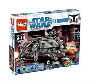 Lego Star Wars 7675 AT-TE Walker