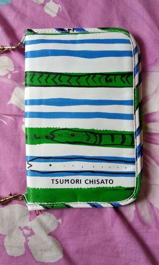 TSUMORI CHISATO 旅行證件,機票套