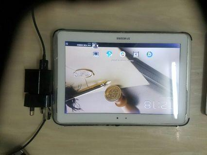 Samsung Galaxy tab 10.1 with cover