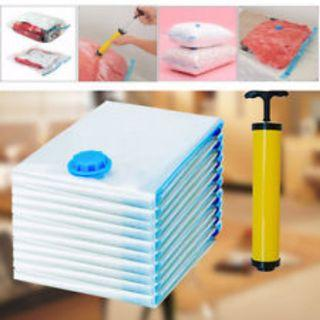 10 Travel Compressed Vaccum Bag - meetup/delivery