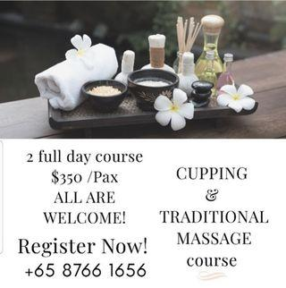 Traditional Massage & Cupping