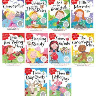 Phonic Children Books with CD -
