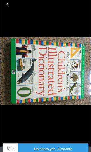 🚚 Children's Illustrated Dictionary