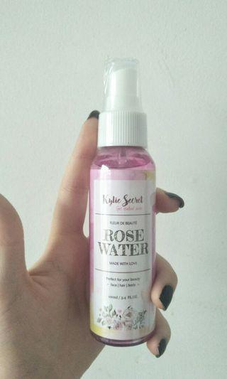 Rose Water Kylie Secret