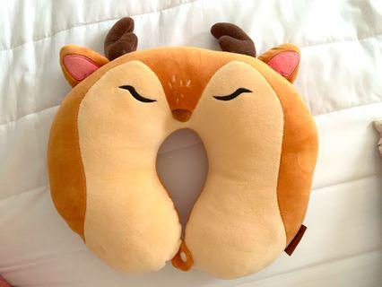 Elisa Litz limited edition Deer neck pillow