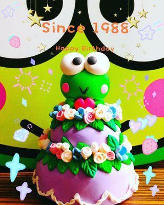 純分享 ✨✨ 蛙仔生日蛋糕 31Y 生日啦✨✨