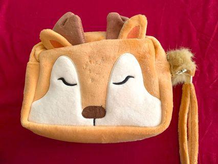 Elisa Litz limited edition Deer pouch