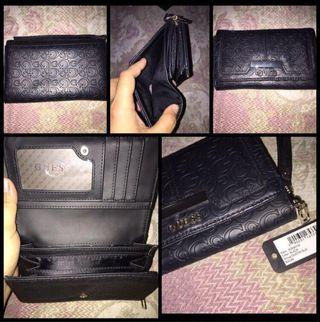 Authentic Guess wallet/wristlet