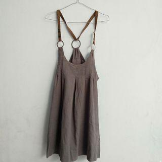 Mididress baju kodo luaran dress
