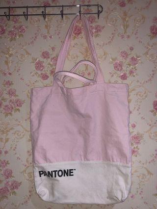 Totebag pink