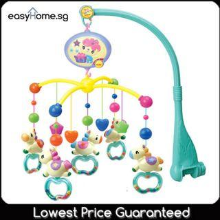 Musical Recreation Ground  601-8 / 601-6 - Baby Bed Cot Crib Music Spin Toy