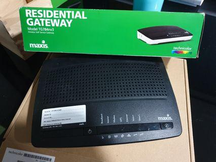 Sale! Maxis Router