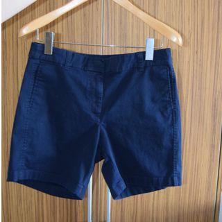 (31) J.Crew navy shorts