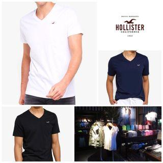 Hollister Tee with size 上衣 有碼