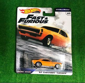 🚚 Fast and Furious Series
