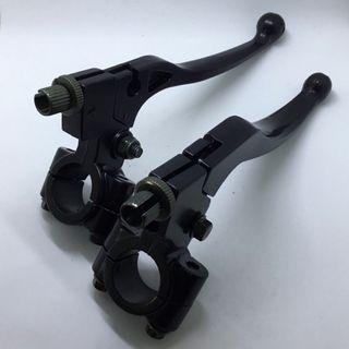 Brake Lever for Motorbike / Brake Lever Perch Clutch / Motorcycle brake lever