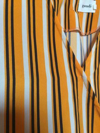 Blouse stripe gaudi