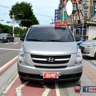 Hyundai Starex史塔瑞斯 9人座 5門掀背 柴油車