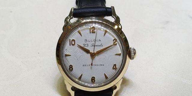古董自動BULOVA錶