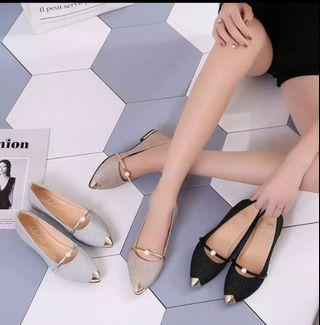 #FL20 Pointed Toe Low