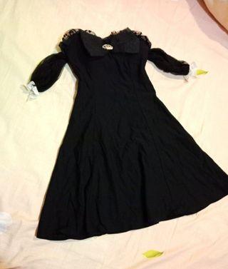 Off Shoulder Lace Black Mini Dress #CarousellBetter