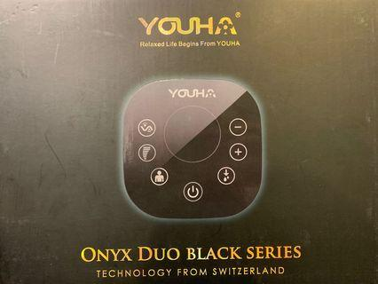 Youha Onyx Duo Black Double Breast Pump + Free Gift