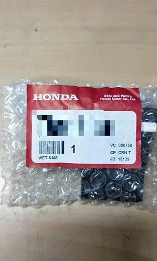 Honda Vezel / Hybrid Model:RU1 / RU3 Switch Assy, Hazard. Genuine Part, Made In Vietnam. 4 pins