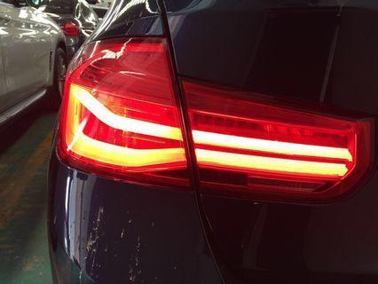 BMW F30 LCI Tail Lights