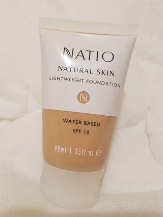 Natio lightweight foundation